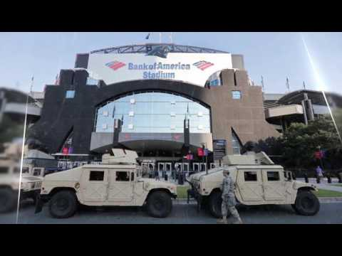 North Carolina National Guard in Charlotte