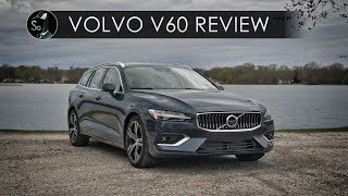 2019 Volvo V60 Review  Wagon Worship