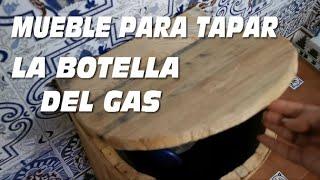 MUEBLE PARA GUARDAR LAS BOTELLAS DE GAS BUTANO