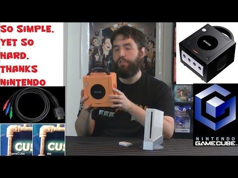 Gamerade - GameCube/Wii Component - Best Possible Video Quality - Adam Koralik