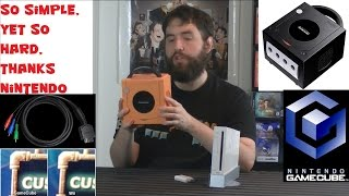 Gamerade - GameCube/Wii Component - Best Possible Video Quality - Adam Koralik