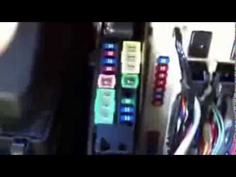 hqdefault 09 nissan murano trailer wiring youtube