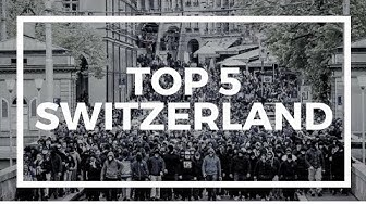TOP 5 ULTRAS - SWITZERLAND