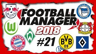 ⚽ Football Manager 2018 Multiplayer - DFB Pokal, nein danke! (PC/Deutsch/Stream) //GoddyLP HD