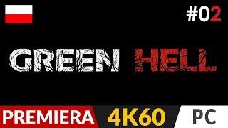 Green Hell PL  Fabuła odc.2 (#2)  Jak żyć? | Gameplay po polsku