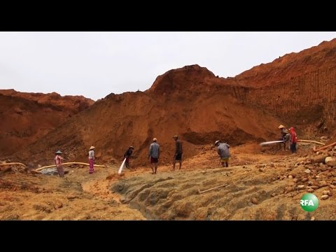 Special Report: Gold mining and Environment in Kachin State- Part 10