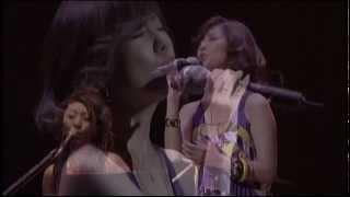 """Nakitainara"" Hitomi Shimatani Live crossoverⅢ 2008 Japan."