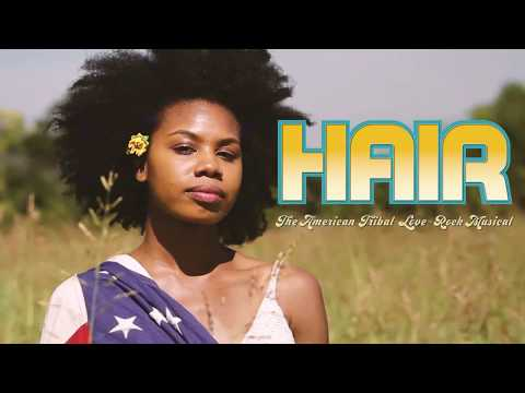 Dallas Theater Presents Hair: The American Tribal Love-Rock Musical