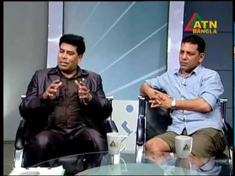 Ali Jacko TV Interview Nov 2014 in ATN Bangladesh
