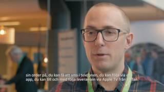 Intervju med Andreas Engvall, MatHem.se