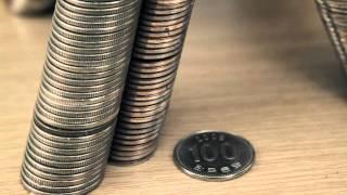 신기한 동전쌓기 스톱모션