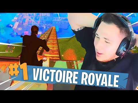 FAIRE UN TOP #1 LE PLUS HAUT POSSIBLE ! ► Fortnite: Battle Royale