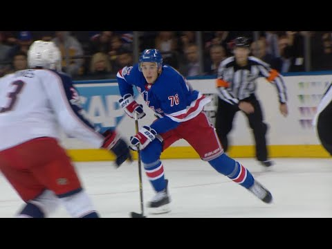 11/06/17 Condensed Game: Blue Jackets @ Rangers