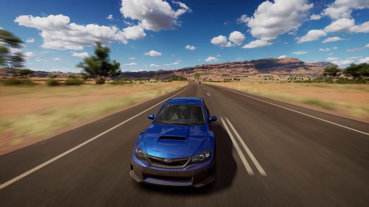 Pc forza horizon 3 subaru rally car free drive ultra - Is forza horizon 3 4k ...
