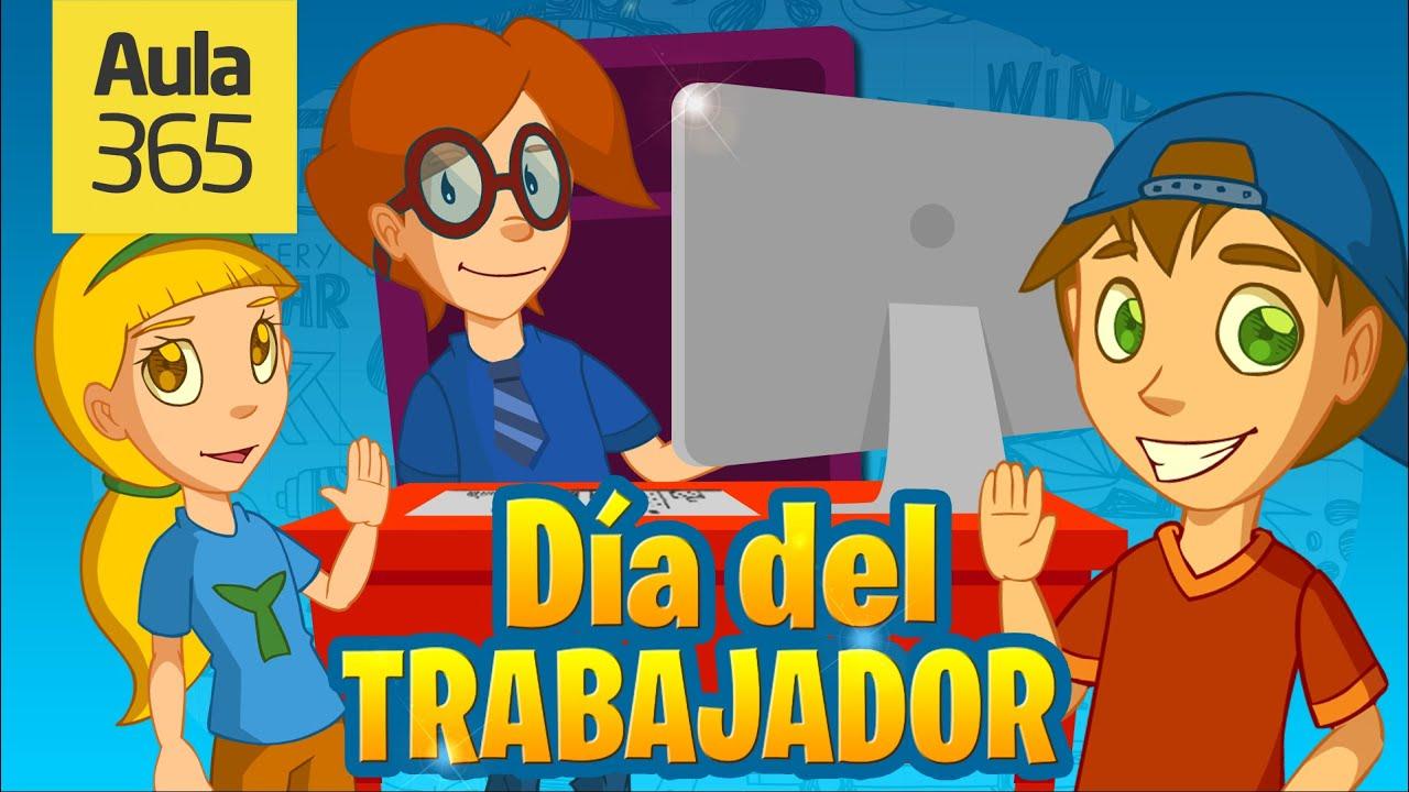 Día del Trabajador | Videos Educativos para Niños - YouTube
