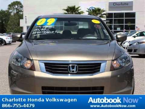 2009 Honda Accord LX-P in Port Charlotte FL for Sale