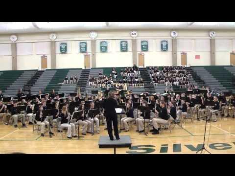 Critical Mass Scott Middle School Band