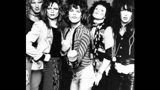 Fishnets and Cigarettes by New York Dolls