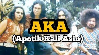 Gambar cover PERJALANAN BAND AKA, BAND ROCK INDONESIA ERA 70AN