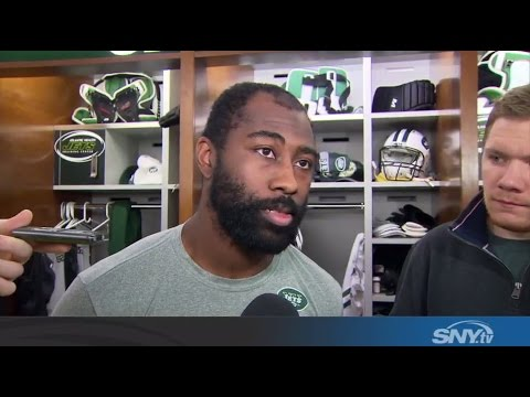 """Darrelle Revis on his Jets future: """"I'm still under contract"""""""