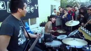 Generacion Suicida (live) @ Manic Relapse Fest 2015.3.7 @ World Rage Center (Oakland) full set