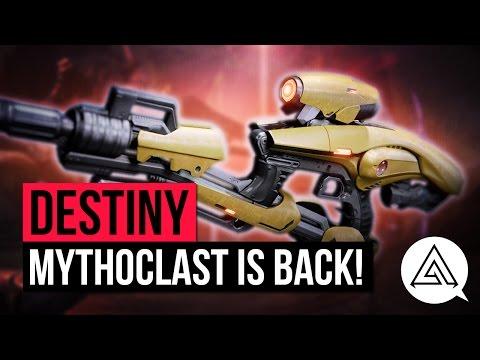 Destiny Age of Triumph | Vex Mythoclast is Back! All Raids, New Gear & More