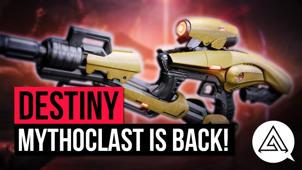 destiny age of triumph | vex mythoclast is back! all raids, new