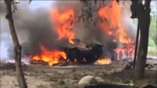Война 888. Южная Осетия в огне. Видеоклип (Georgian aggression. war 888)