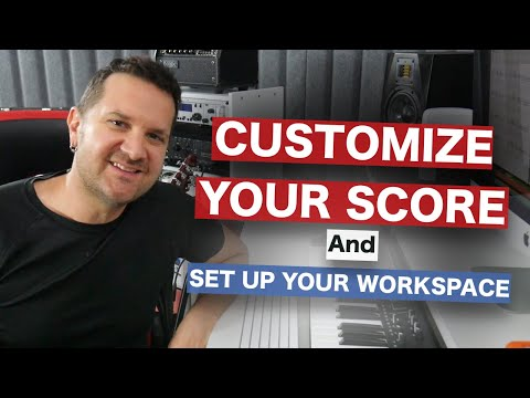 Learn Guitar Pro 7.5: Customize Your Score And Set Up Your Workspace thumbnail