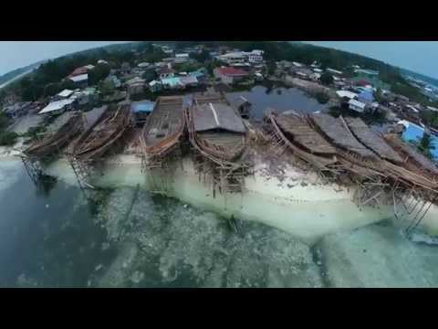 Magical Tawi-Tawi from Above