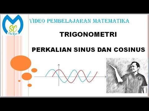 Baik jika kita tuliskan kembali rumus perkalian sinus dan cosinus, maka rumusnya adalah sebagai berikut. Trigonometri Part 7 Rumus Perkalian Sinus Dan Cosinus Penugasan Terstruktur Youtube