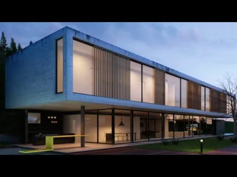 Architectural Rendering Course [3ds Max + V-Ray] Trailer