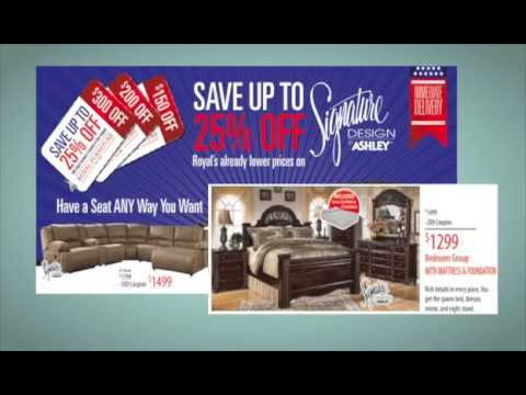 Labor Day And Grand Opening Sale Now At Royal Furniture   YouTube