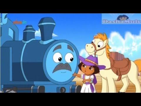 МУЛЬТИК: ПЕППА, Джордж, ДАША Путешественница и ЖИЖА [Конфетки ТВ - Мультфильм Игрушки Peppa Pig]