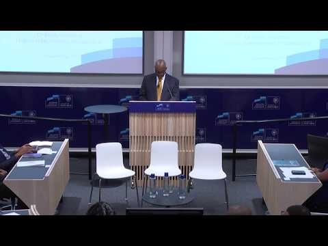 Challenges of Governance in Africa - HE President Kgalema Petrus Motlanthe