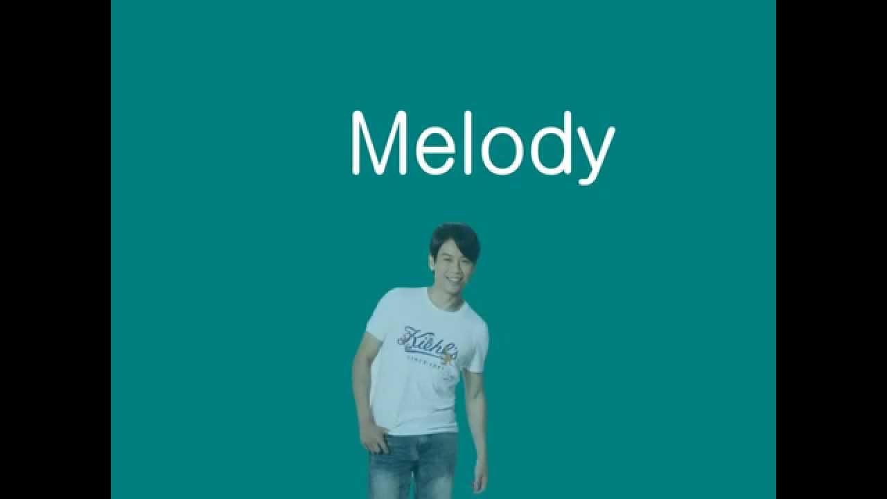 멜로디 - 도철 (Melody -陶喆) - YouTube