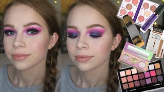 GRWM Trying New Makeup 💖
