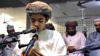 Usama Zehri | New Quran recitation in Taraweeh Ramadan 2018 اسامہ زہری بلوچی