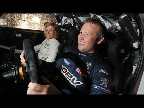 4. rally Železniki 2017 | SS 2 - Dražgoše sprint | Rok Turk - Blanka Kacin (Peugeot 208 T16)