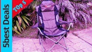 Top 5 Best Camping Chair 2019? Buying Guide