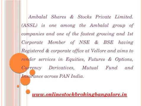 Online Stock Broking in bangalore: 9035031118
