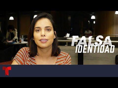 Falsa Identidad  La experiencia de Vanessa Restrepo en México  Telemundo