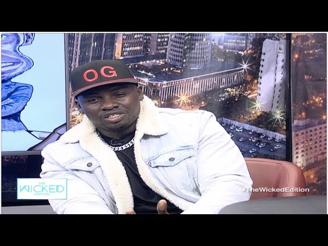 Khaligraph reveals how much he spent on his latest music video abroad