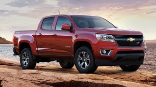 First Drive! 2015 Chevy Colorado and GMC Canyon