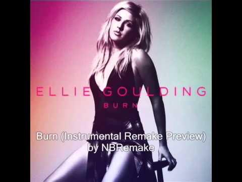 Ellie Goulding - Burn (Instrumental Remake Preview)