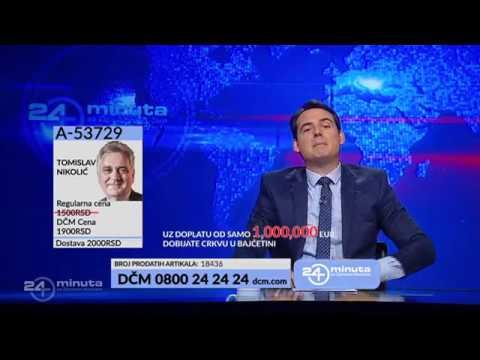 24 sekunde TV prodaje - Tomislav Nikolić