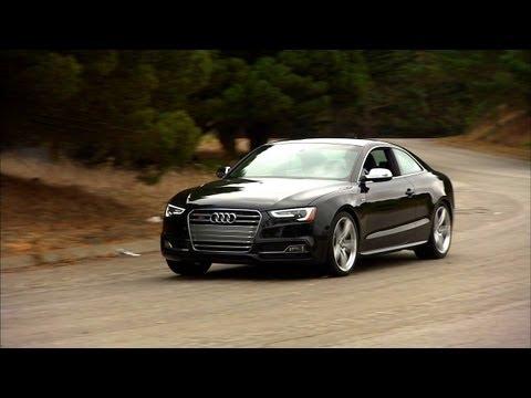 Car Tech - 2013 Audi S5