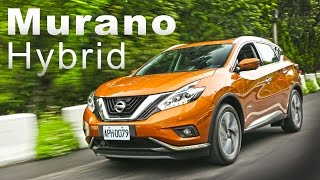 全方位享受 Nissan Murano Hybrid