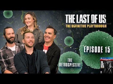 The Last of Us|The Definitive Playthrough-P15(Troy Baker,Nolan North,Neil Druckmann,Ashley Johnson)