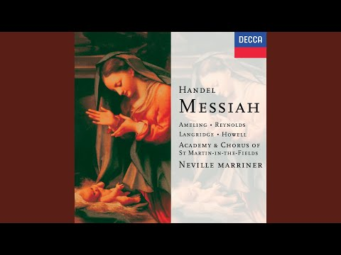 """Handel: Messiah / Part 2 - """"How beautiful are the feet"""""""
